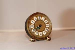 Black Forest Alarm Clock