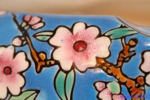 Emaux de Louvière - Flower Closeup