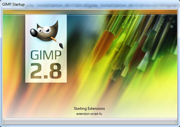 gimpstartup